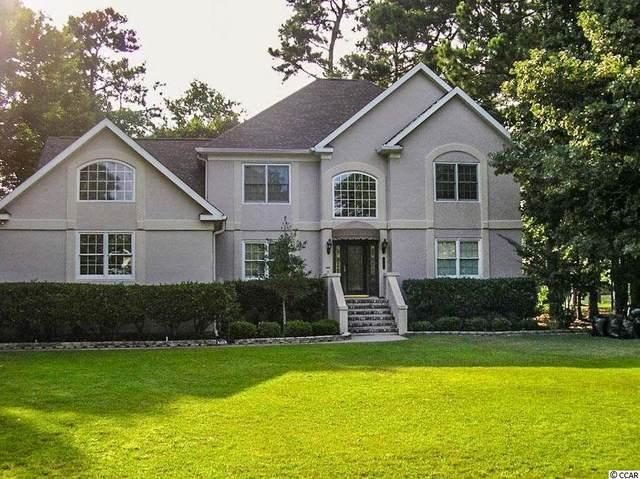 1149 Blackheath Ct., Myrtle Beach, SC 29575 (MLS #2114460) :: Jerry Pinkas Real Estate Experts, Inc