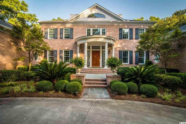 363 Rice Bluff Rd., Pawleys Island, SC 29585 (MLS #2114465) :: The Lachicotte Company