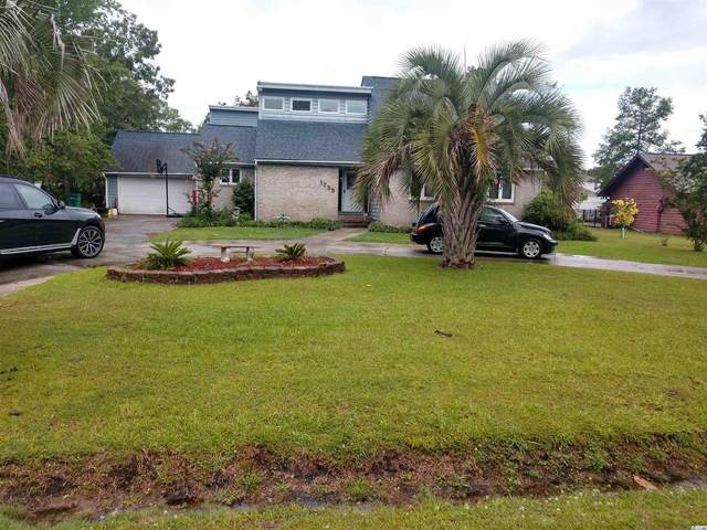 1735 Crooked Pines Dr., Surfside Beach, SC 29575 (MLS #2114474) :: Coastal Tides Realty