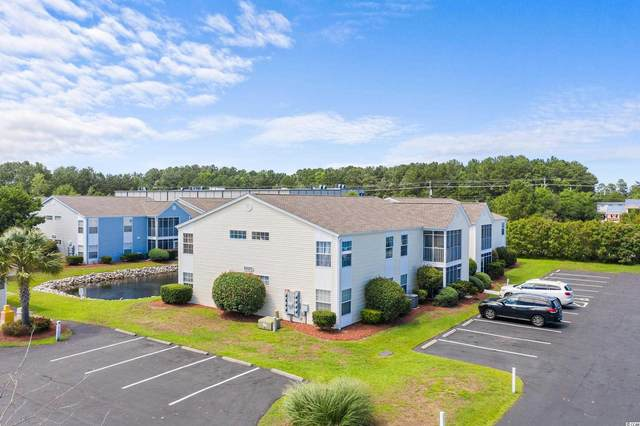 2220 Andover Dr. C, Surfside Beach, SC 29575 (MLS #2114493) :: The Litchfield Company