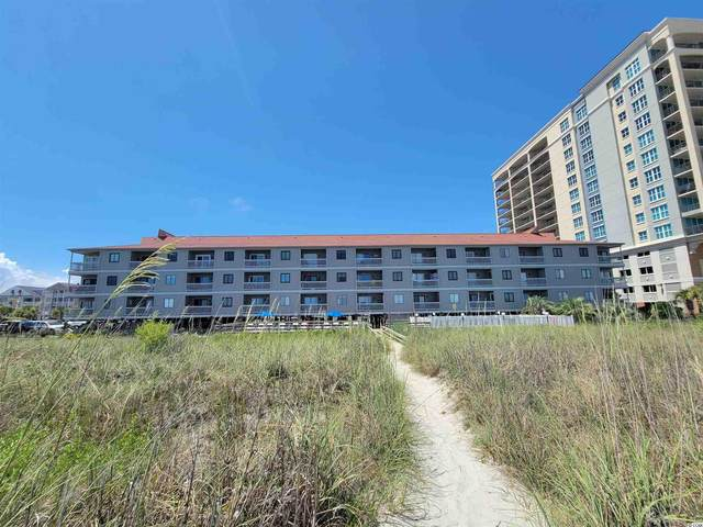613 S Ocean Blvd. O-1, North Myrtle Beach, SC 29582 (MLS #2114519) :: Sloan Realty Group