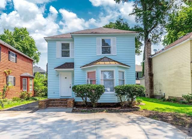 1556 Elizabeth Rd., Myrtle Beach, SC 29577 (MLS #2114524) :: Garden City Realty, Inc.