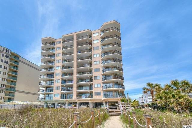 2501 S Ocean Blvd. #908, North Myrtle Beach, SC 29582 (MLS #2114564) :: Homeland Realty Group