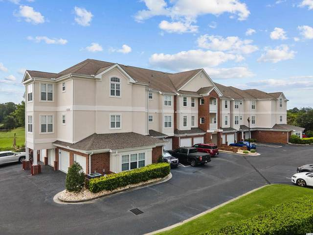2241 Waterview Dr. #437, North Myrtle Beach, SC 29582 (MLS #2114570) :: Coastal Tides Realty