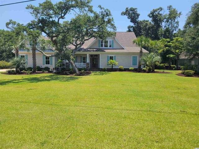 1302 Holloway Circle, North Myrtle Beach, SC 29582 (MLS #2114588) :: The Lachicotte Company