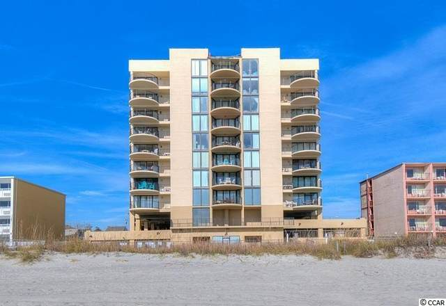 1425 S Ocean Blvd. A3, North Myrtle Beach, SC 29582 (MLS #2114589) :: Homeland Realty Group