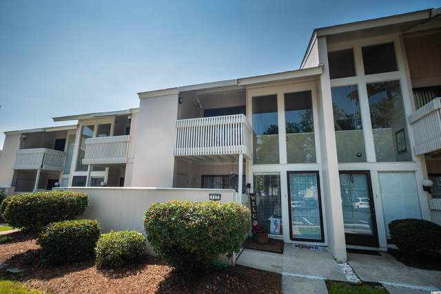 1000 11th Ave. N #117, North Myrtle Beach, SC 29582 (MLS #2114600) :: The Lachicotte Company