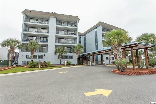 5905 S South Kings Hwy. B-142, Myrtle Beach, SC 29575 (MLS #2114641) :: Armand R Roux | Real Estate Buy The Coast LLC