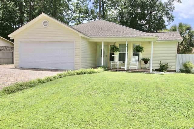 821 Shem Creek Circle, Myrtle Beach, SC 29588 (MLS #2114665) :: Armand R Roux   Real Estate Buy The Coast LLC