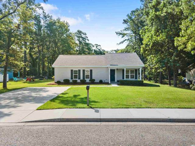 1208 Ragin St., Myrtle Beach, SC 29577 (MLS #2114709) :: Jerry Pinkas Real Estate Experts, Inc