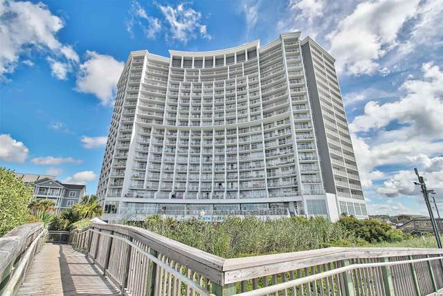 161 Seawatch Dr. #1108, Myrtle Beach, SC 29572 (MLS #2114712) :: The Lachicotte Company