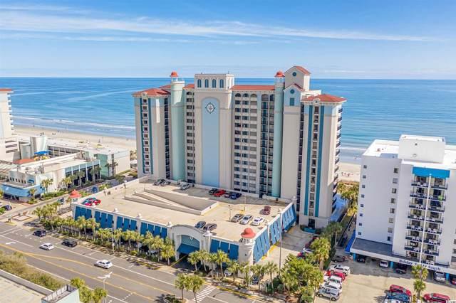 2401 S Ocean Blvd. #1169, Myrtle Beach, SC 29577 (MLS #2114759) :: Sloan Realty Group