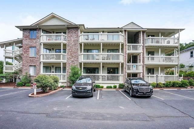 2805 N Ocean Blvd. #214, Myrtle Beach, SC 29577 (MLS #2114787) :: Homeland Realty Group