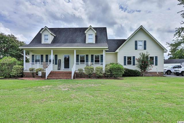 7151 Old Pee Dee Rd., Hemingway, SC 29554 (MLS #2114791) :: Garden City Realty, Inc.