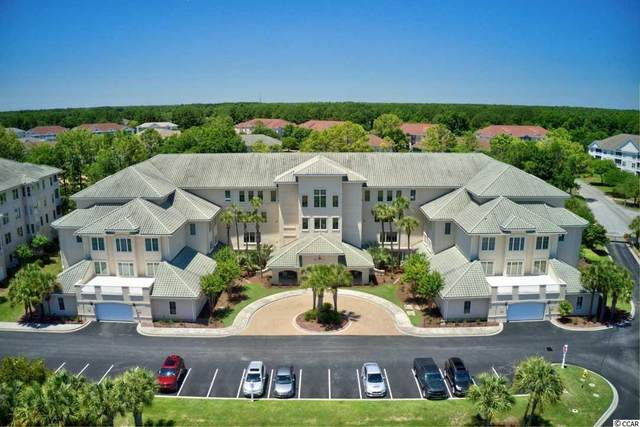 2180 Waterview Dr. #411, North Myrtle Beach, SC 29582 (MLS #2114820) :: BRG Real Estate