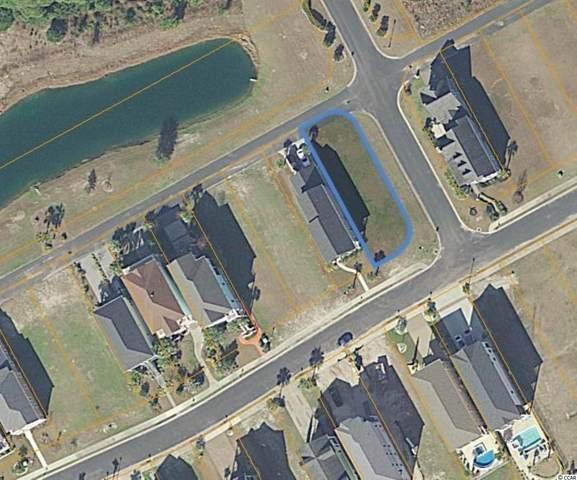 344 Saint Julian Ln., Myrtle Beach, SC 29579 (MLS #2114823) :: Scalise Realty