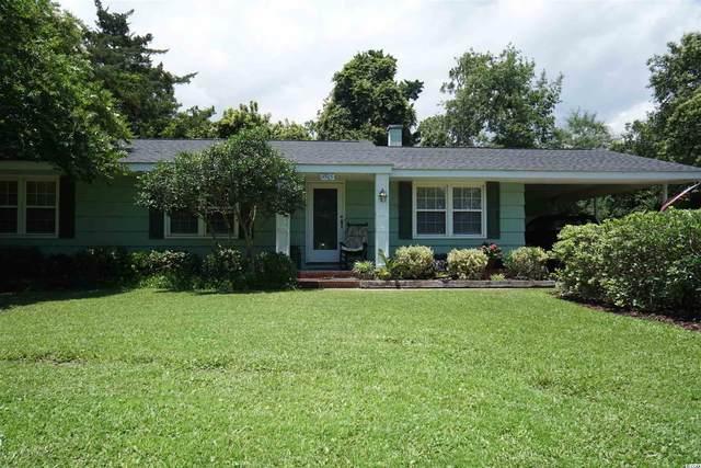 4503 Camellia Dr., Myrtle Beach, SC 29577 (MLS #2114832) :: The Lachicotte Company
