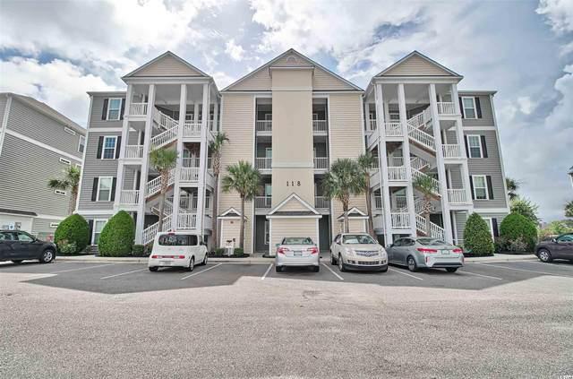 118 Ella Kinley Circle #402, Myrtle Beach, SC 29588 (MLS #2114849) :: Sloan Realty Group