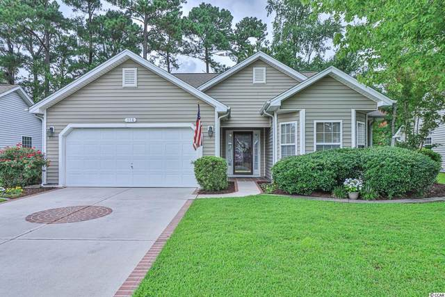 116 Barclay Dr., Myrtle Beach, SC 29579 (MLS #2114859) :: Jerry Pinkas Real Estate Experts, Inc