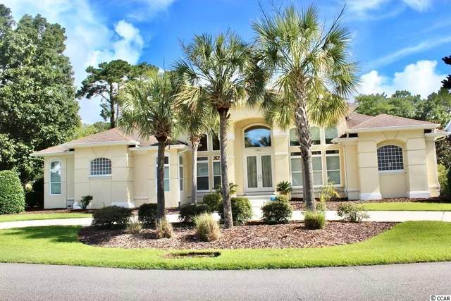 1452 Mcmaster Dr., Myrtle Beach, SC 29575 (MLS #2114879) :: Jerry Pinkas Real Estate Experts, Inc