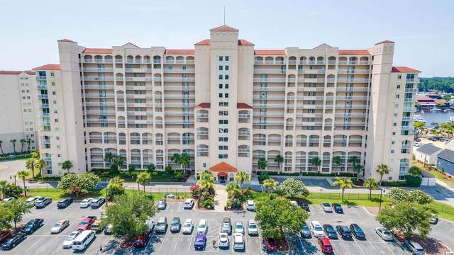4801 Harbour Point Dr. #502, North Myrtle Beach, SC 29582 (MLS #2114886) :: Sloan Realty Group