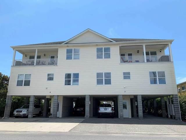 3703 N Ocean Blvd. #3, North Myrtle Beach, SC 29582 (MLS #2114942) :: The Lachicotte Company