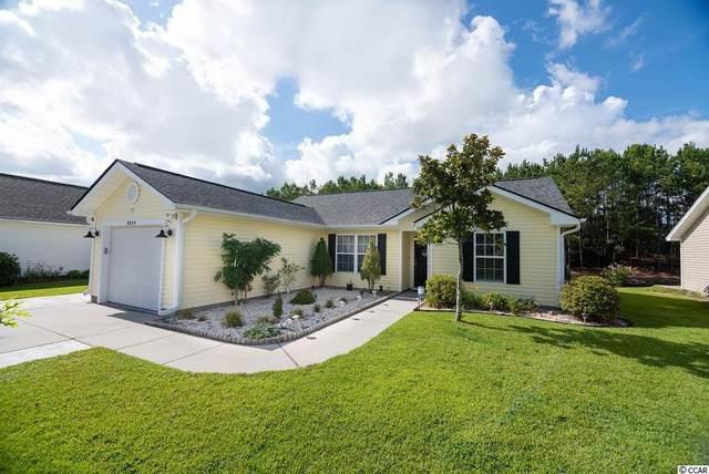 5029 Billy K Trail, Myrtle Beach, SC 29579 (MLS #2114947) :: Armand R Roux | Real Estate Buy The Coast LLC