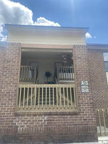 2005 Greens Blvd. A-308, Myrtle Beach, SC 29577 (MLS #2114954) :: The Lachicotte Company