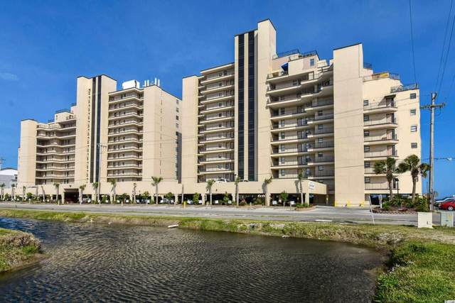 1690 N Waccamaw Dr. #402, Murrells Inlet, SC 29576 (MLS #2115001) :: Armand R Roux | Real Estate Buy The Coast LLC