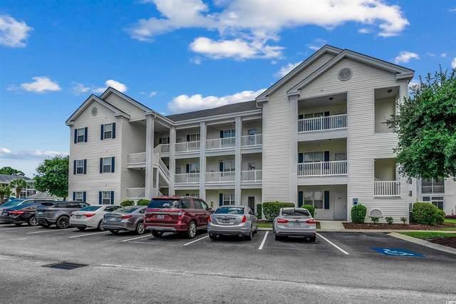 901 West Port Dr. #312, North Myrtle Beach, SC 29582 (MLS #2115002) :: Duncan Group Properties