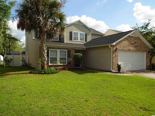 139 Weeping Willow Dr., Myrtle Beach, SC 29579 (MLS #2115020) :: Sloan Realty Group