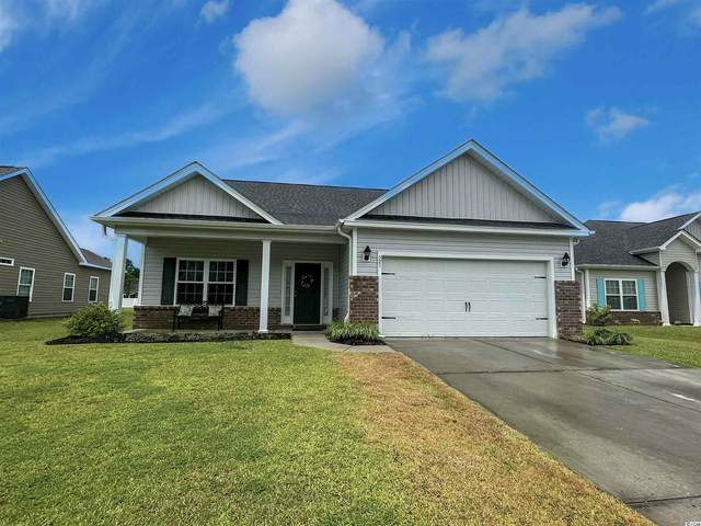 321 Barony Dr., Conway, SC 29526 (MLS #2115056) :: Homeland Realty Group