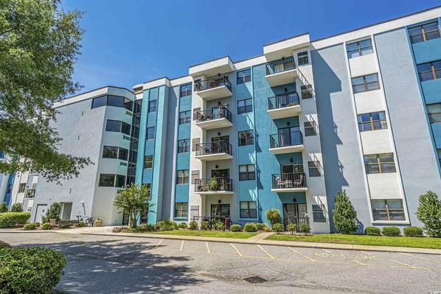 5001 Little River Rd. E 111, Myrtle Beach, SC 29577 (MLS #2115076) :: The Hoffman Group