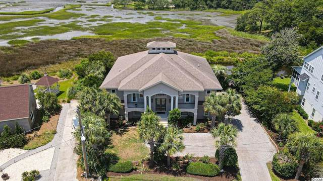 4606 Lewis Circle, North Myrtle Beach, SC 29582 (MLS #2115080) :: James W. Smith Real Estate Co.