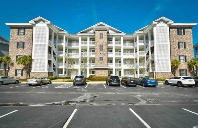 4887 Luster Leaf Circle #201, Myrtle Beach, SC 29577 (MLS #2115091) :: Sloan Realty Group