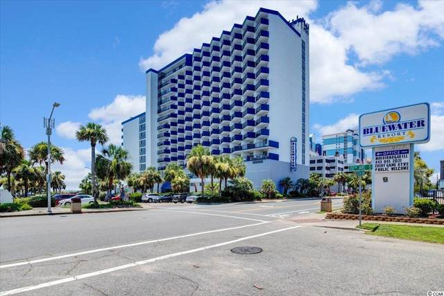 2001 S Ocean Blvd. #1202, Myrtle Beach, SC 29577 (MLS #2115107) :: James W. Smith Real Estate Co.