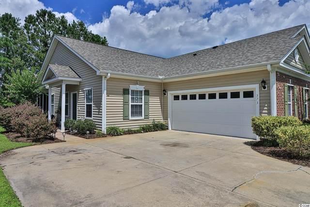 373 Deerfield Links Dr. #373, Surfside Beach, SC 29575 (MLS #2115116) :: Duncan Group Properties