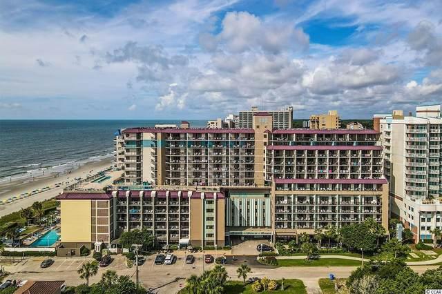 201 77th Ave. N #1028, Myrtle Beach, SC 29577 (MLS #2115122) :: Armand R Roux | Real Estate Buy The Coast LLC