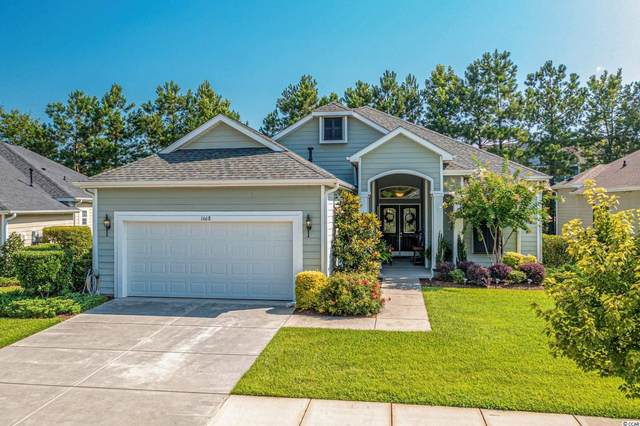 1668 Murrell Pl., Murrells Inlet, SC 29576 (MLS #2115123) :: Grand Strand Homes & Land Realty