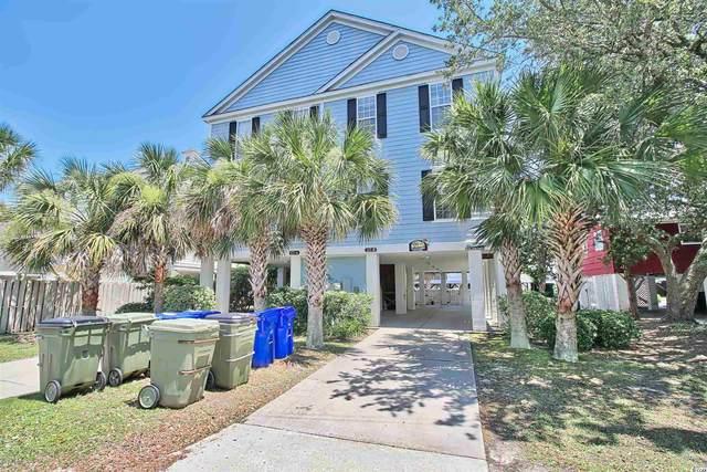 117-B N Dogwood Dr., Surfside Beach, SC 29575 (MLS #2115134) :: Garden City Realty, Inc.