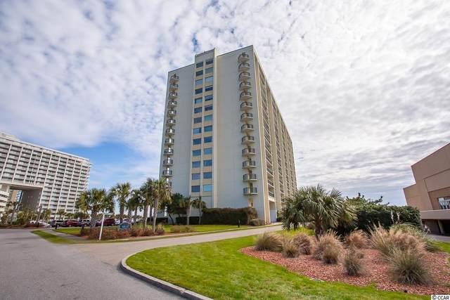 9820 Queensway Blvd. #901, Myrtle Beach, SC 29572 (MLS #2115138) :: Jerry Pinkas Real Estate Experts, Inc