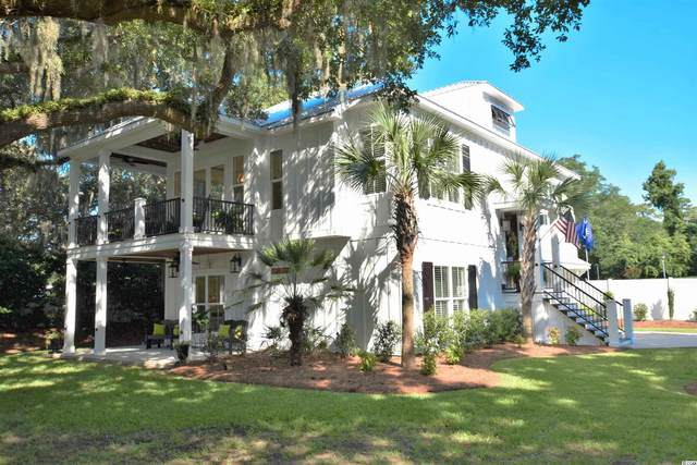 14 Flaggpoint Ln., Murrells Inlet, SC 29576 (MLS #2115140) :: Surfside Realty Company