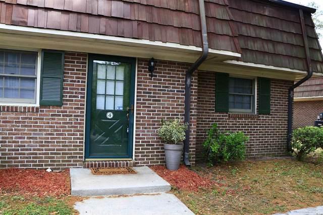 1025 Carolina Rd. E-3, Conway, SC 29526 (MLS #2115167) :: James W. Smith Real Estate Co.
