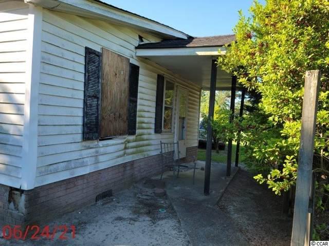 1528 Eastland Ave., Kingstree, SC 29556 (MLS #2115168) :: Leonard, Call at Kingston