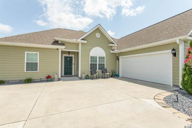2231 Wood Stork Dr., Conway, SC 29526 (MLS #2115181) :: The Litchfield Company