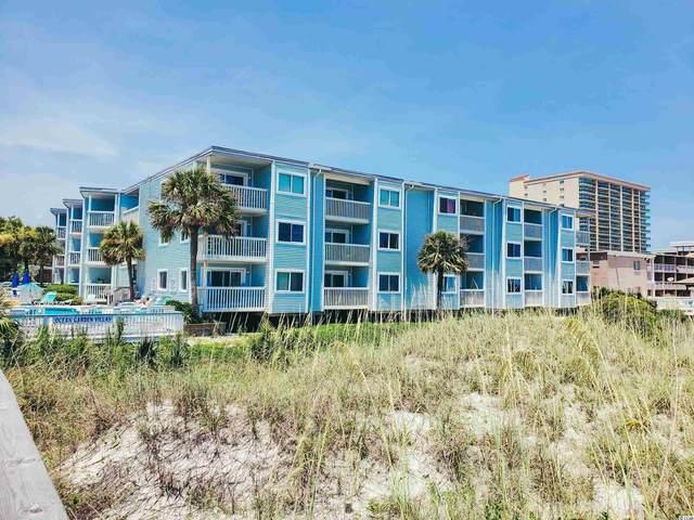 1809 S Ocean Blvd. B2, North Myrtle Beach, SC 29582 (MLS #2115192) :: Coastal Tides Realty