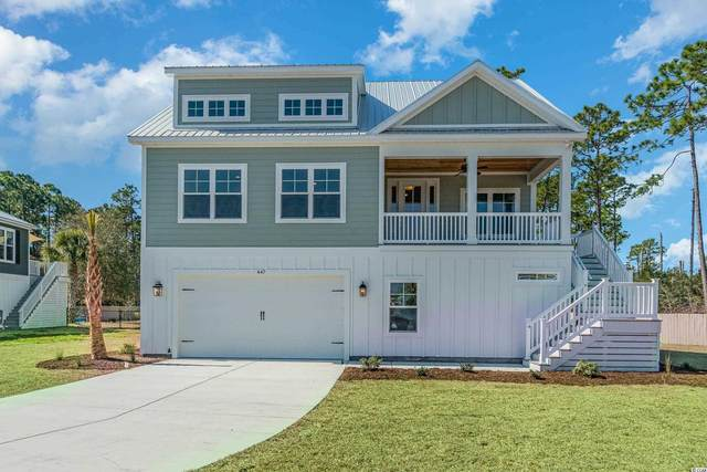 87 Seagrass Ct., Pawleys Island, SC 29585 (MLS #2115200) :: The Lachicotte Company