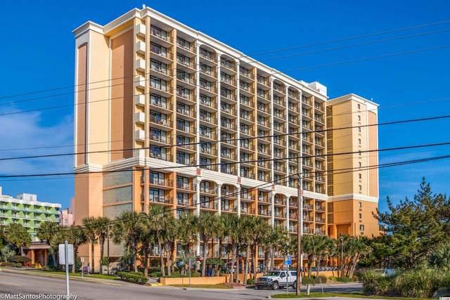 6900 N Ocean Blvd. #1210, Myrtle Beach, SC 29572 (MLS #2115215) :: Surfside Realty Company