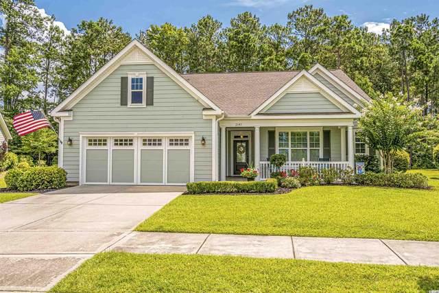 2141 Birchwood Circle, Myrtle Beach, SC 29577 (MLS #2115218) :: Jerry Pinkas Real Estate Experts, Inc
