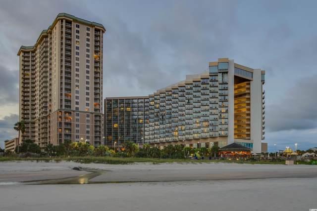 9994 Beach Club Dr. #1204, Myrtle Beach, SC 29572 (MLS #2115237) :: The Lachicotte Company